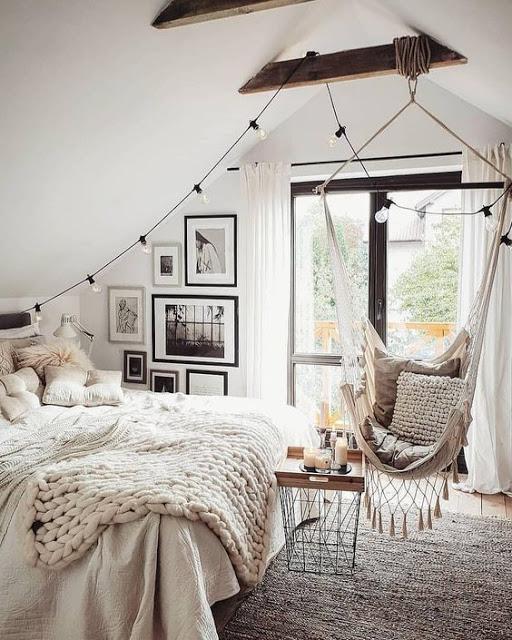 dormitorios vintage modernos