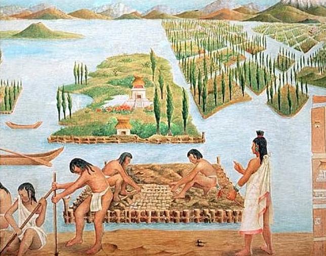 La historia y evolución de los sistemas de riego
