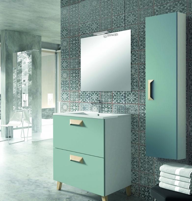 ¿Cómo decorar un baño con estilo vintage?