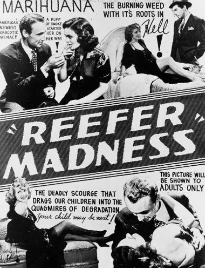 Cannabis vintage