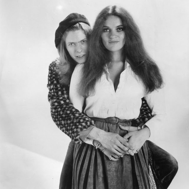 david bowie and dana gillespie 1971 4
